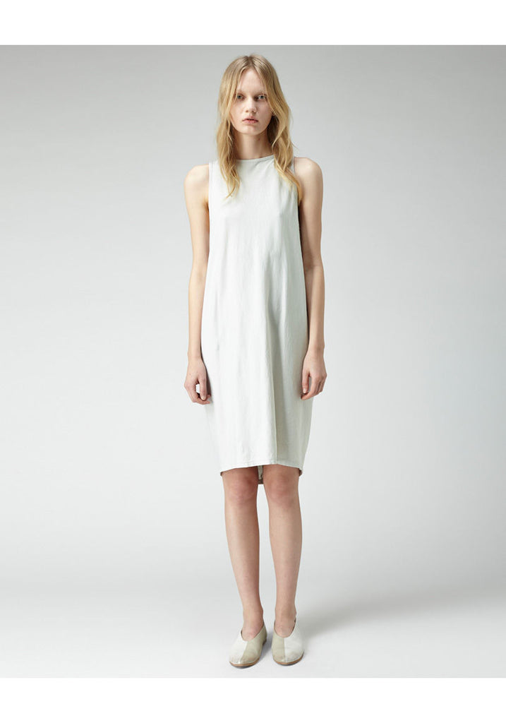 Gather Back Dress
