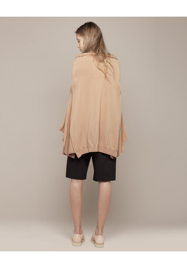 Summer Knit Poncho