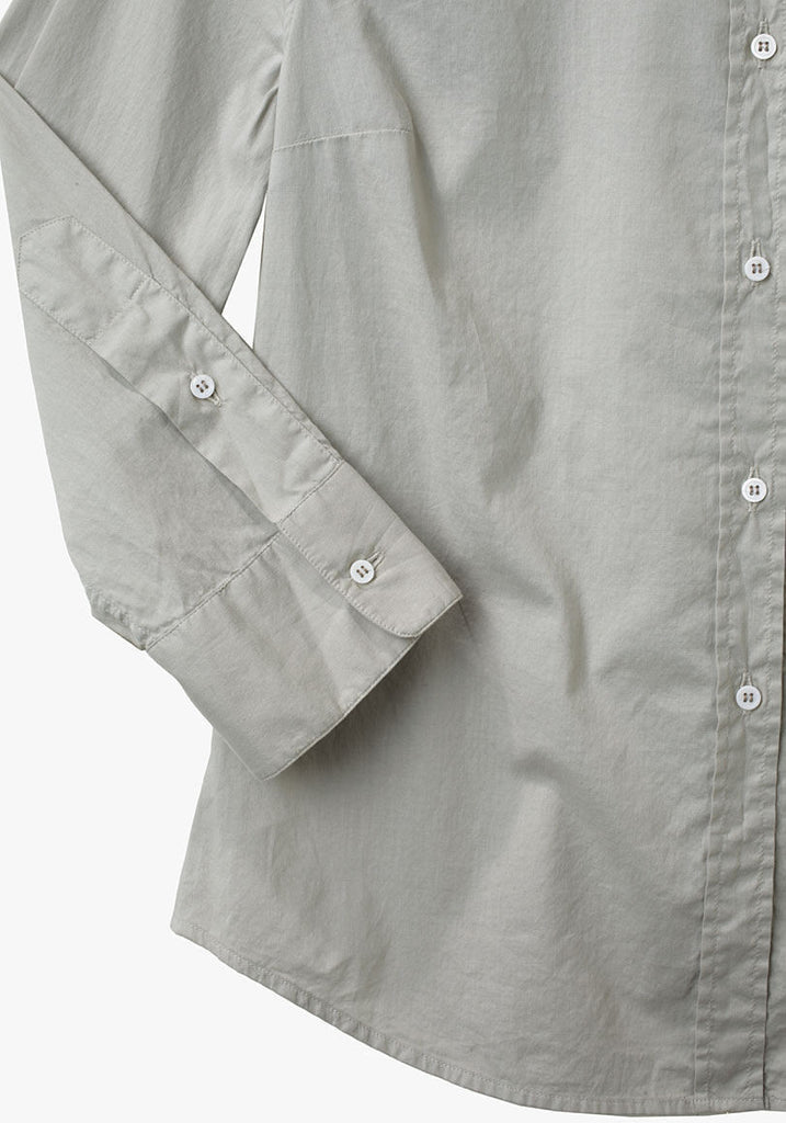 Cropped Sleeve Shirt