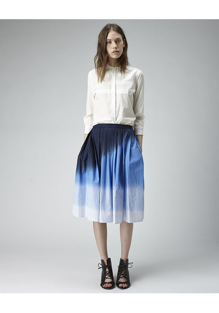 Shibori Degrade Skirt