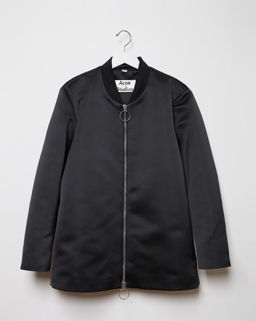 Troy Satin Bomber