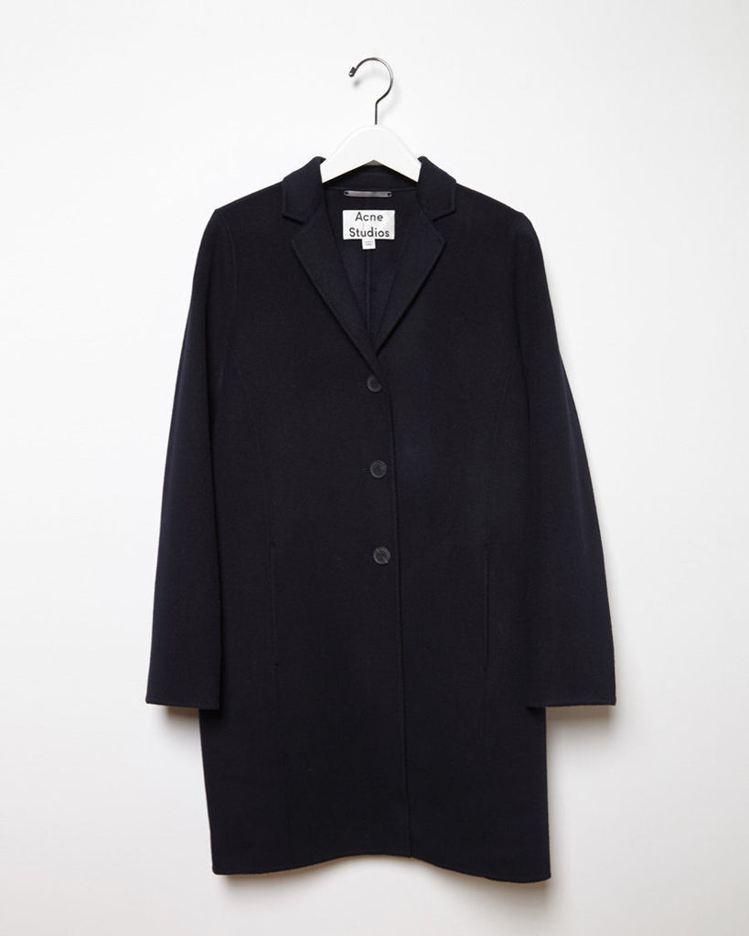 Elsa Double Cashmere Coat