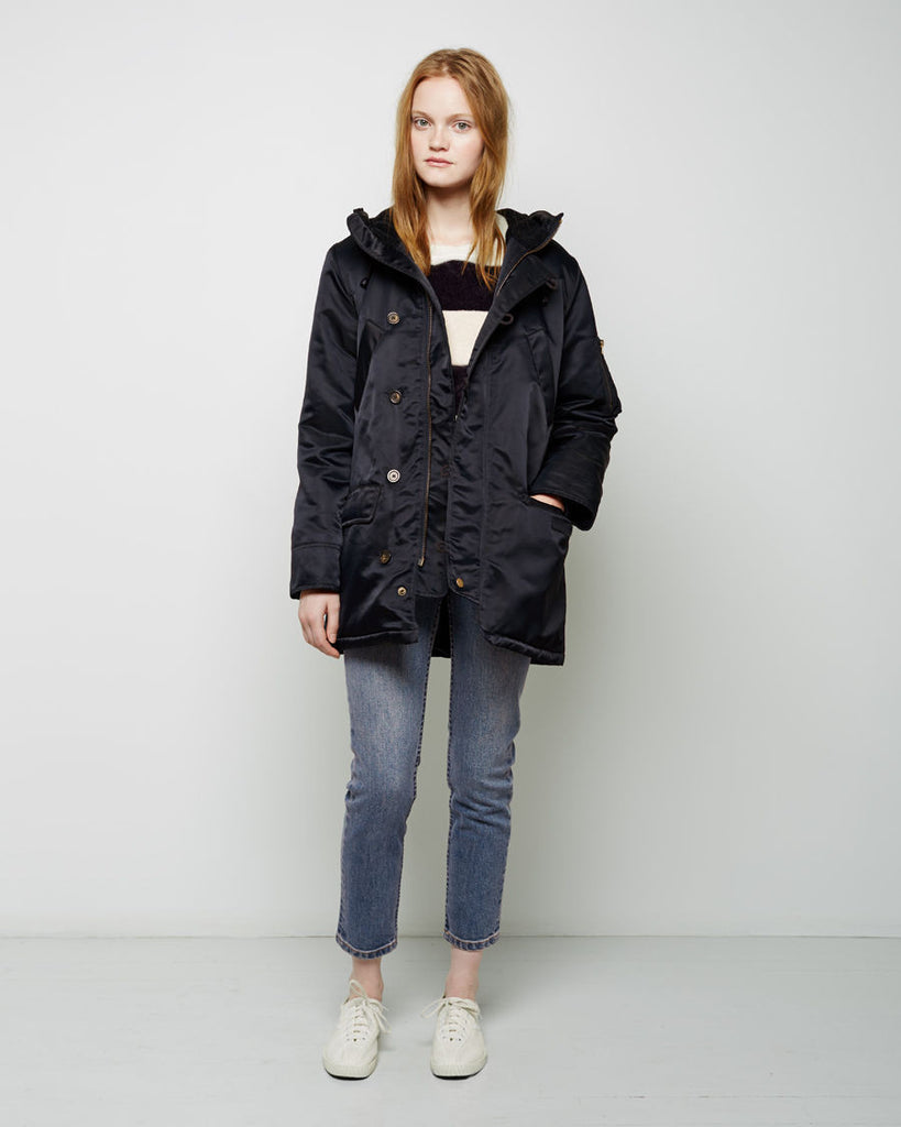 Snow-White Parka