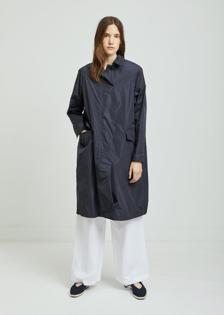 Oversized Parka Coat
