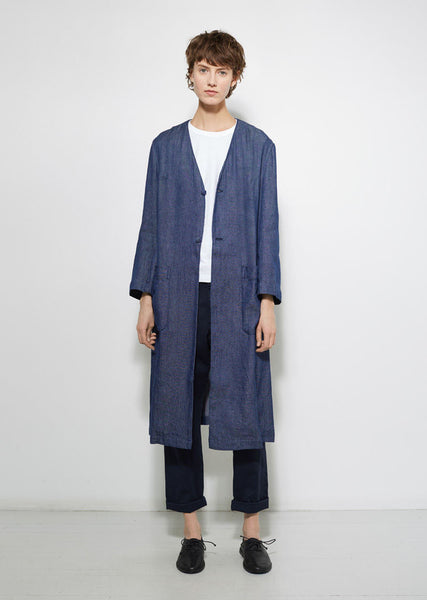 Blue Blue Japan Laong Gawn Coat La Garconne