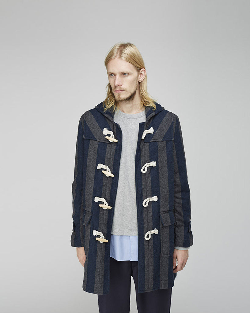 Toggle Button Coat
