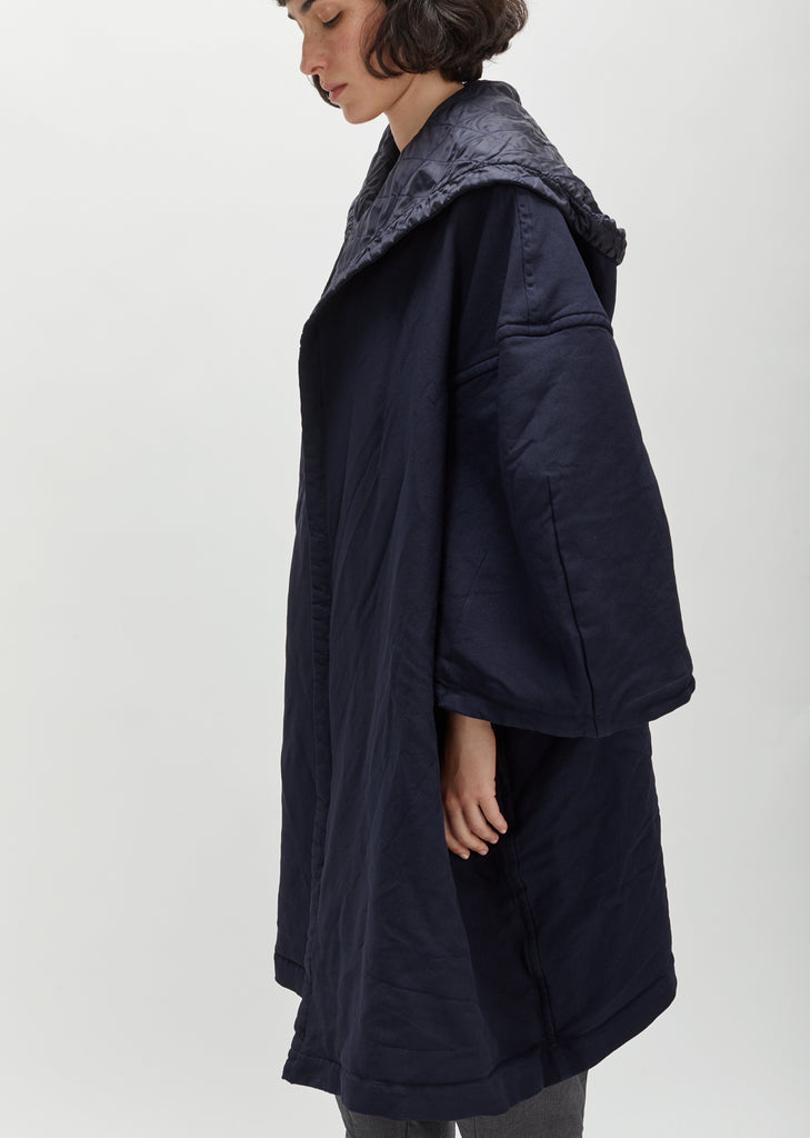 Polyester Double Cloth Serge Coat