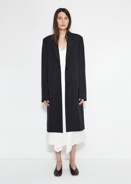 Wool Suit Coat