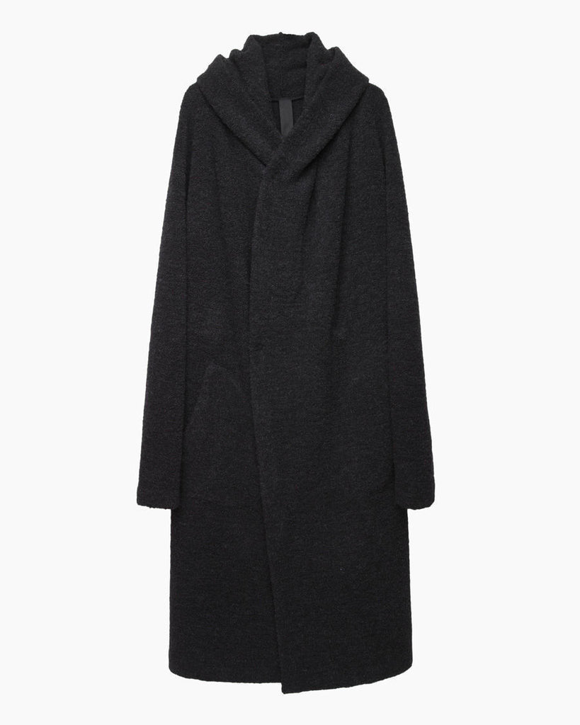 Hooded Robe Coat