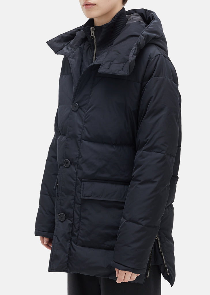 Ice Hooded Parka