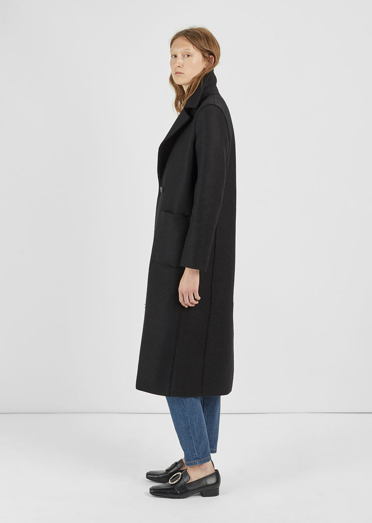 Wool Duster Coat