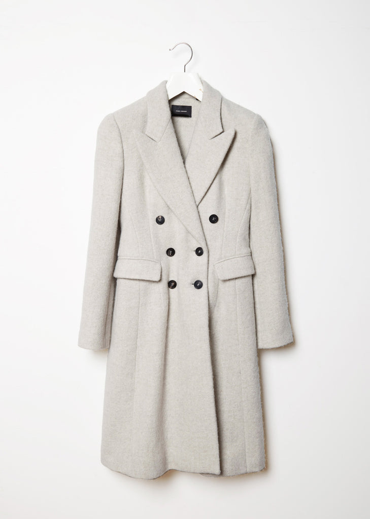 Easton Double Breasted Coat