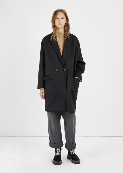 Filipo Double Button Coat