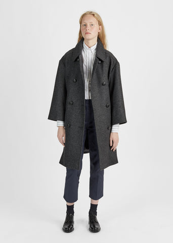 Flicka Long Caban Coat