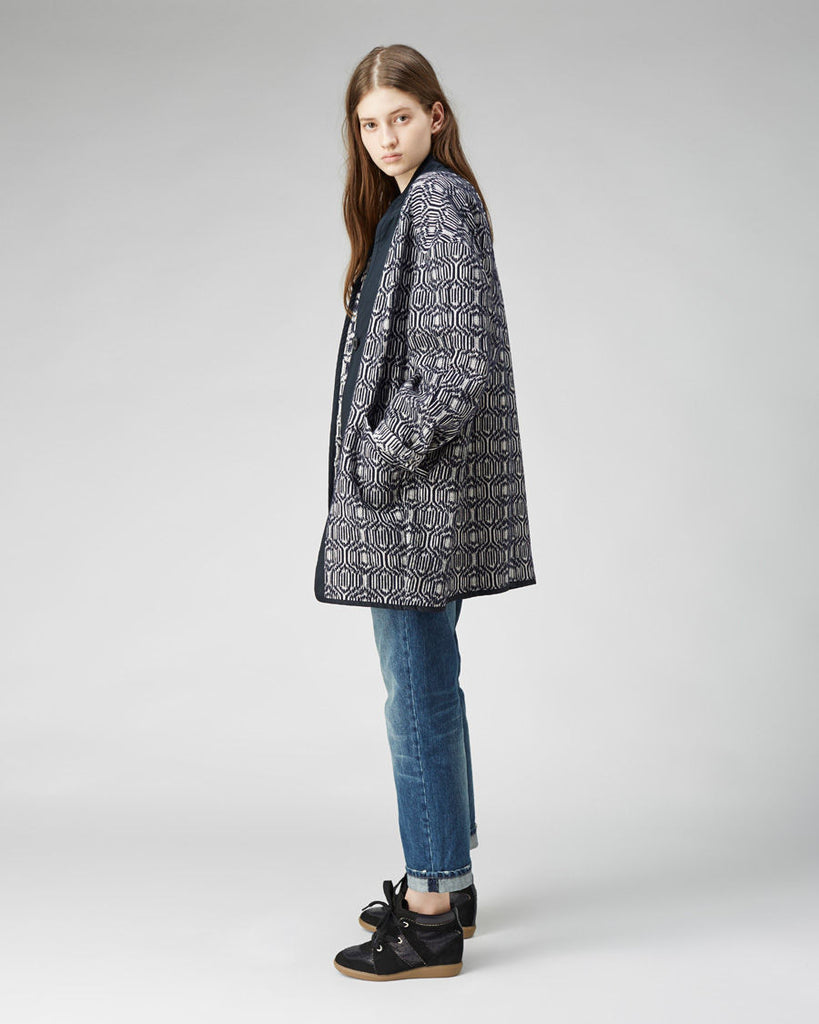 Ebba Blanket Coat