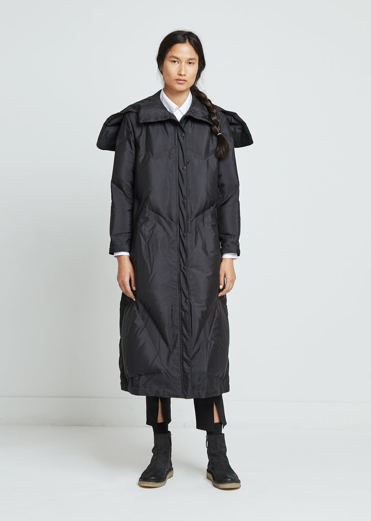 Platinum Down Coat