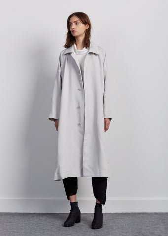 Water Repellent Swing Coat