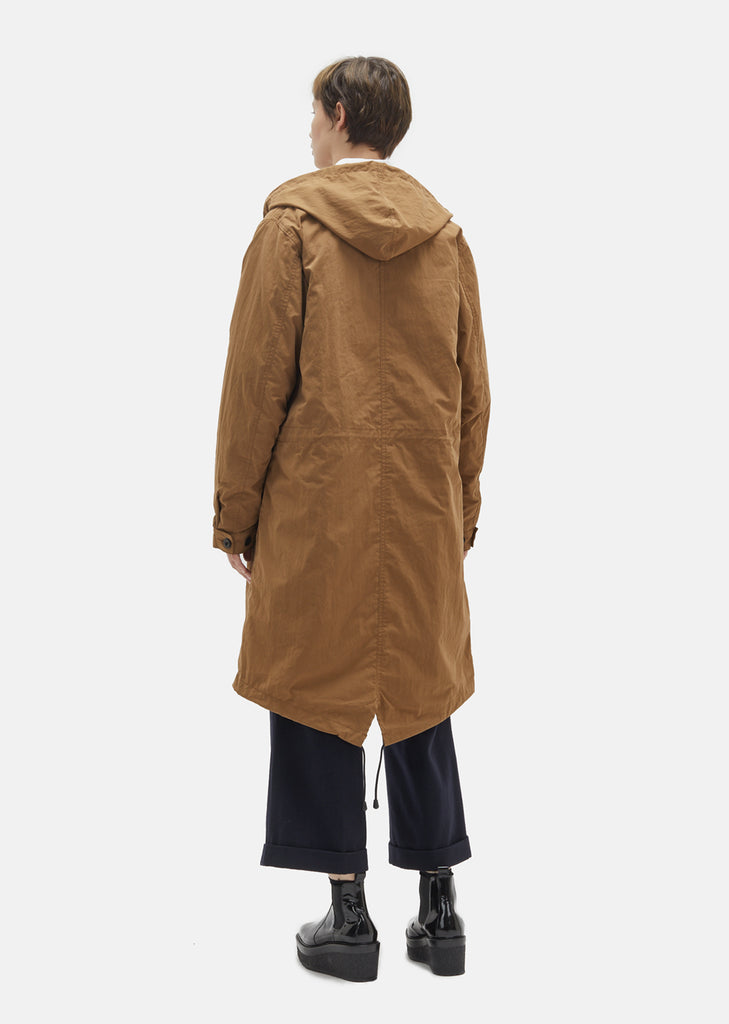 Cotton Fishtail Parka
