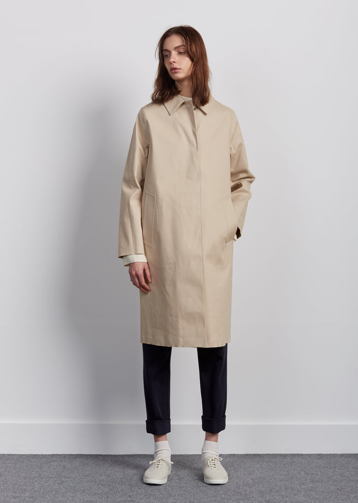 Single Breasted Classic Trench
