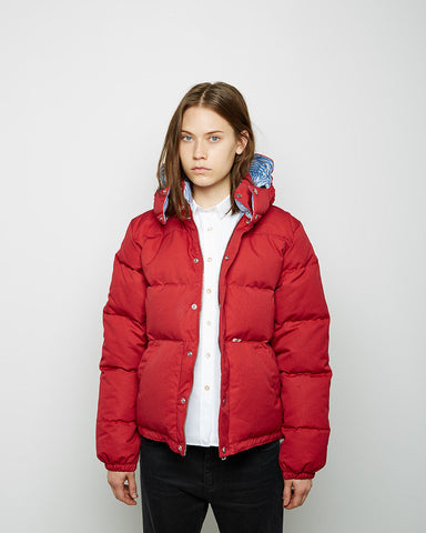 Quilted Cotton Puffer Jacket