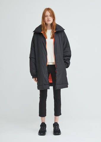 Water Repellent Nylon Coat