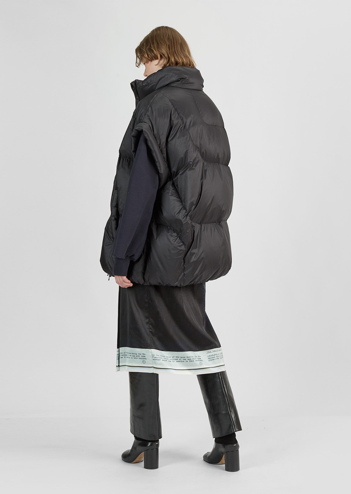 Down-Filled Puffer Vest
