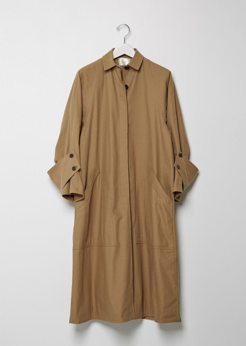 Drafting Trench Coat