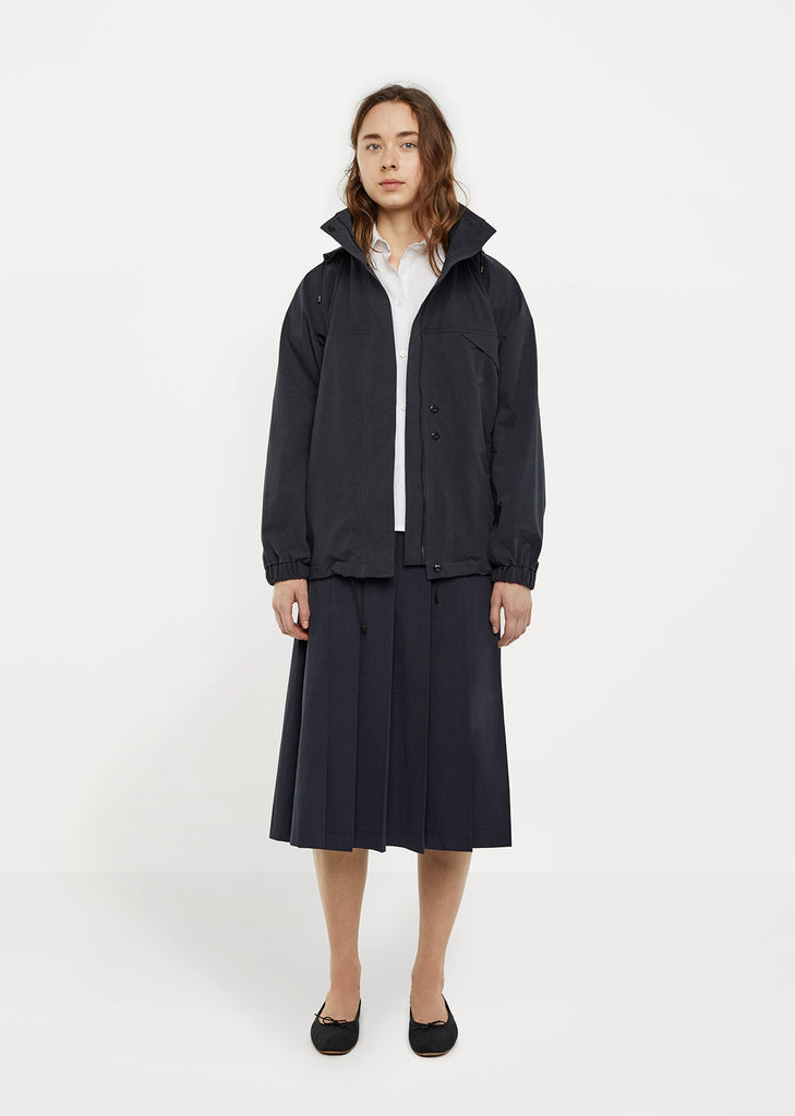 Cotton Trench Anorak