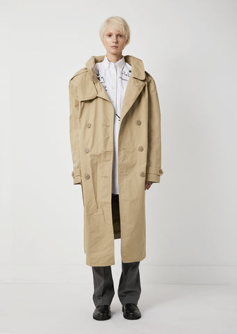 Gusset Back Trench