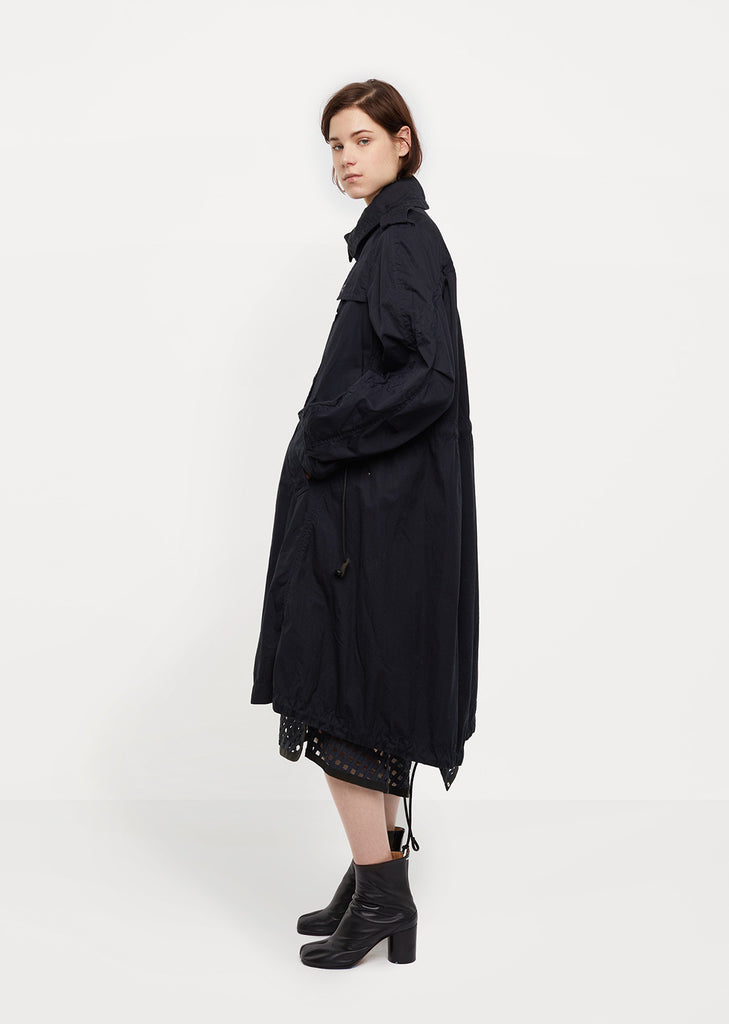 Overdyed Coat