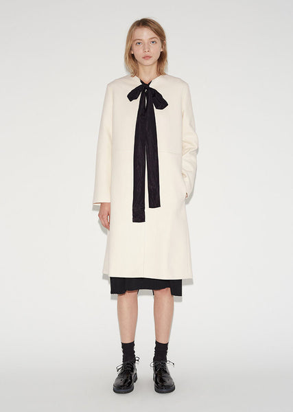 Wool Cotton Coat