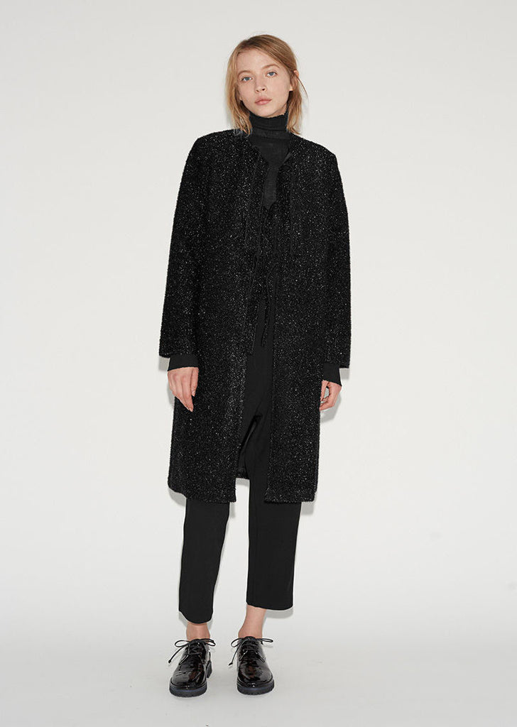 Lurex Coat