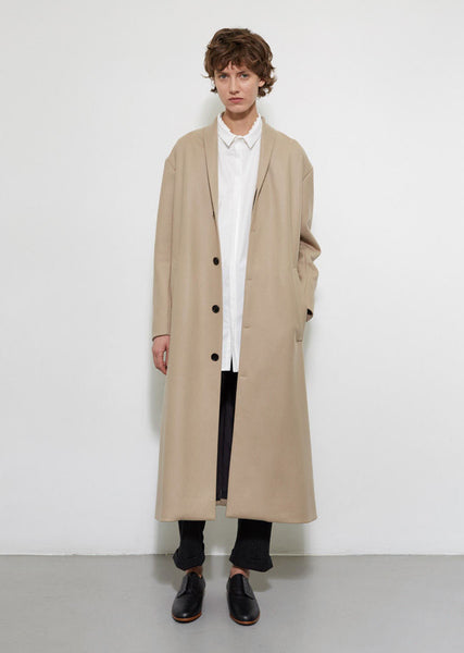 Stephan Schneider Artwork Coat La Garconne