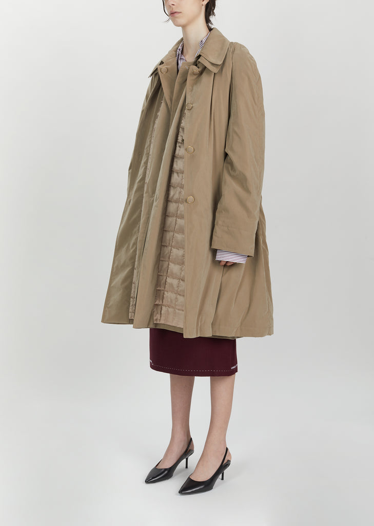 Granny Double Sided Coat