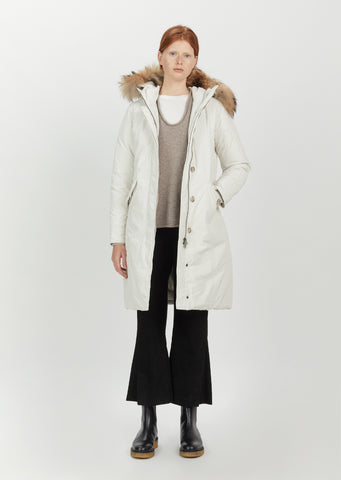 Luxury Long Parka