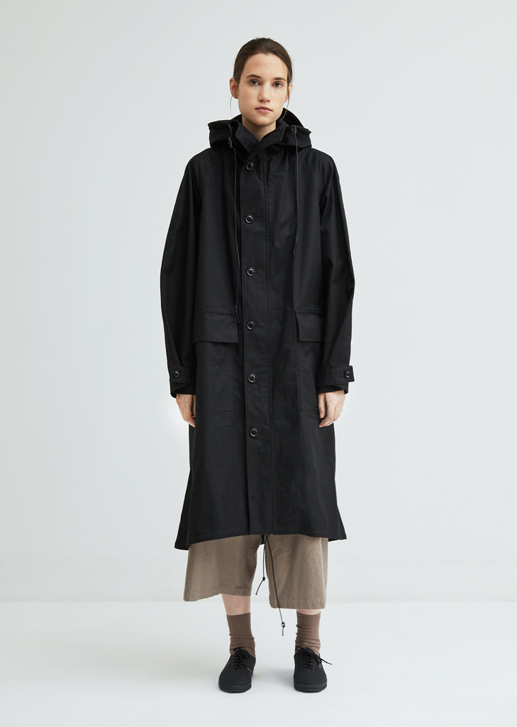Parker Cotton Hooded Coat