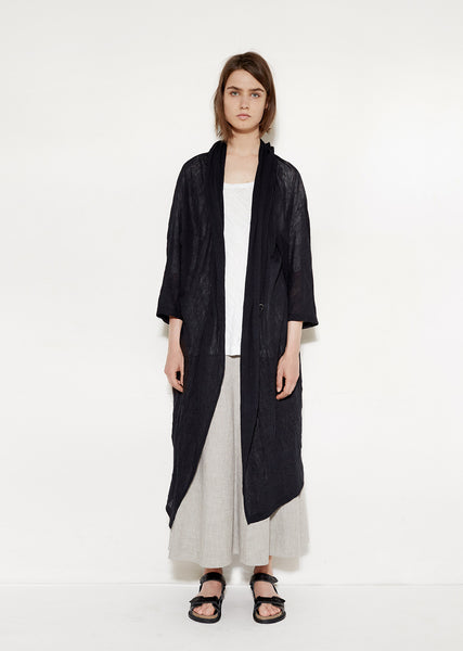 Pin CD Long Jacket