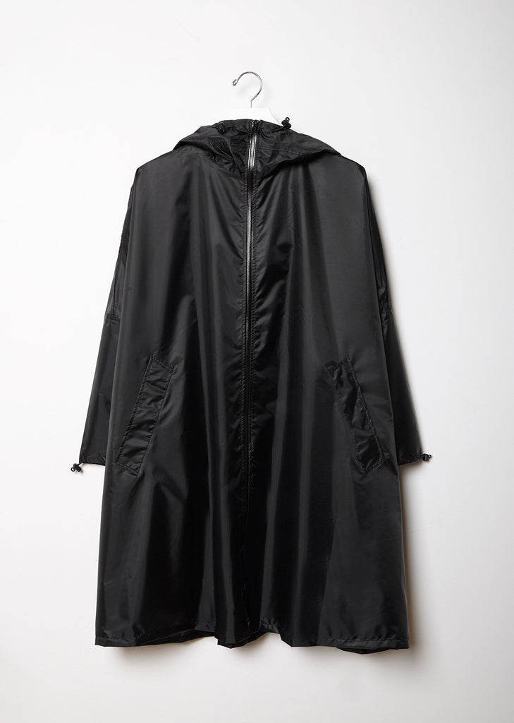Travel Taffeta Coat