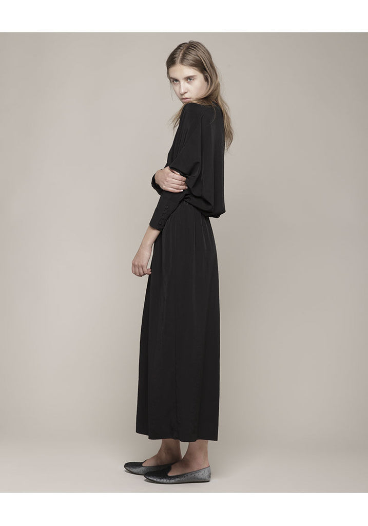 Blouson Long Dress