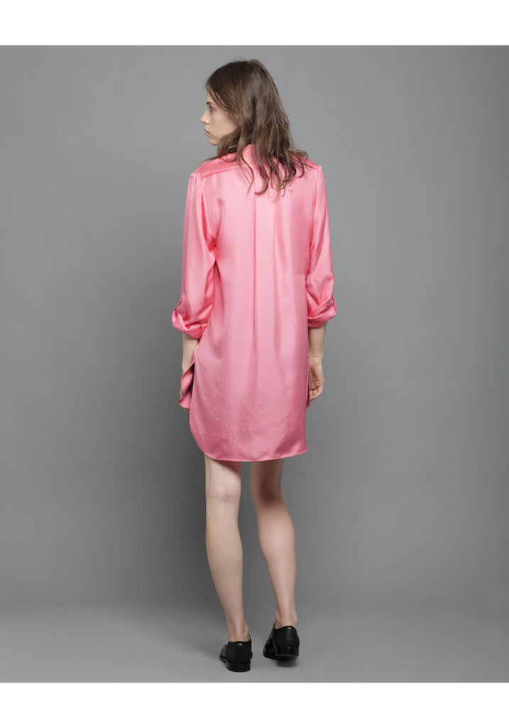 Rolled Silk Tunic