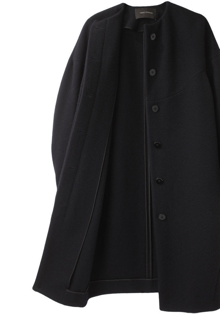Long Sleeve Panel Coat