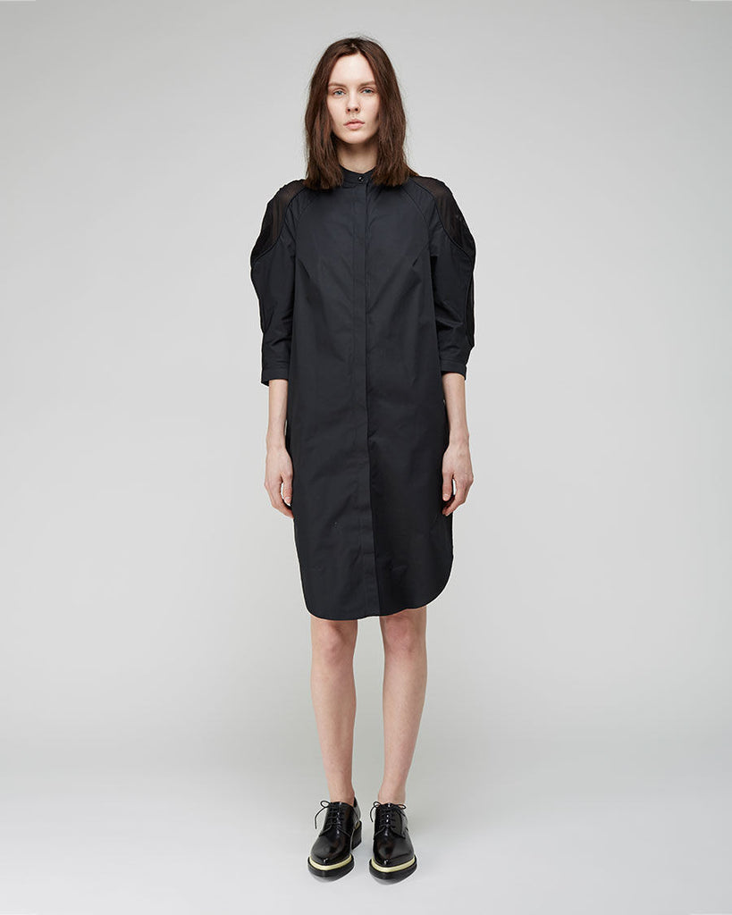 Bulge Shirtdress