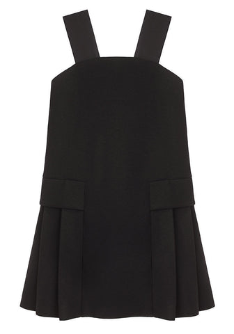 Carole Dress with Pleats