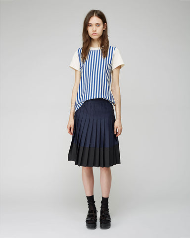 Carole Pleated Skirt