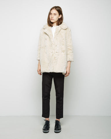 Colette Faux Fur Coat