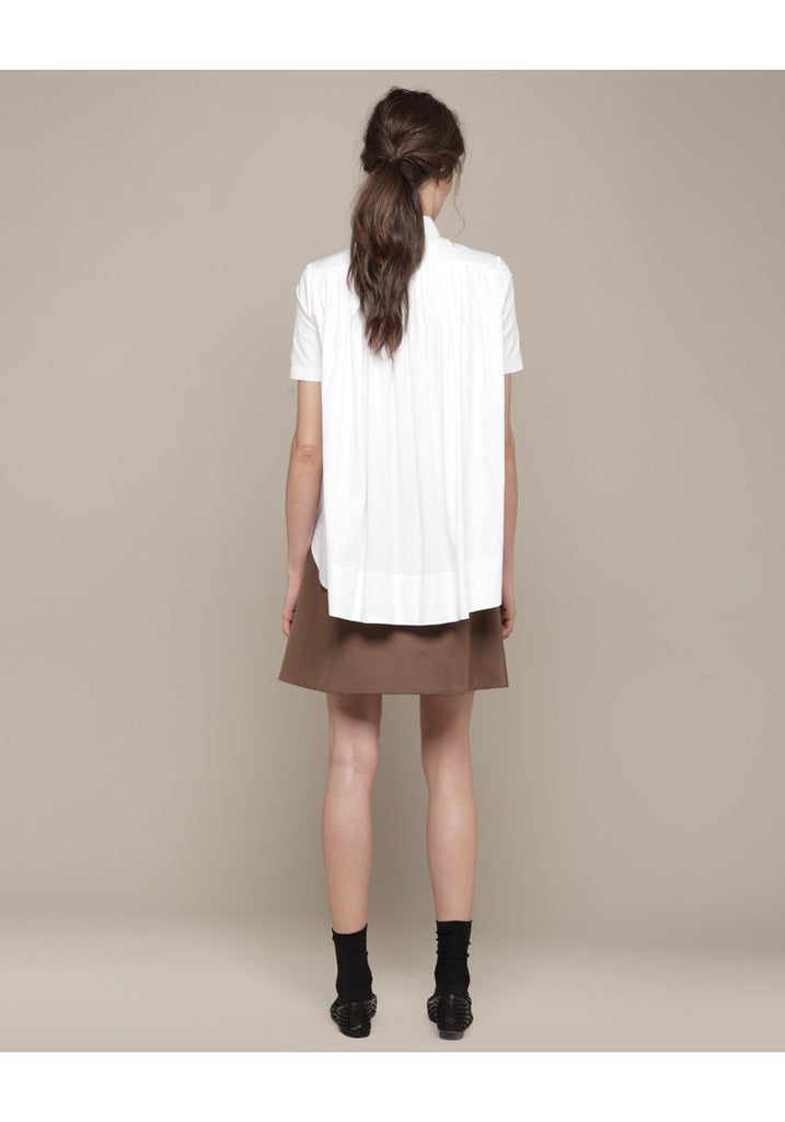 Jake Pleated Back Shirt