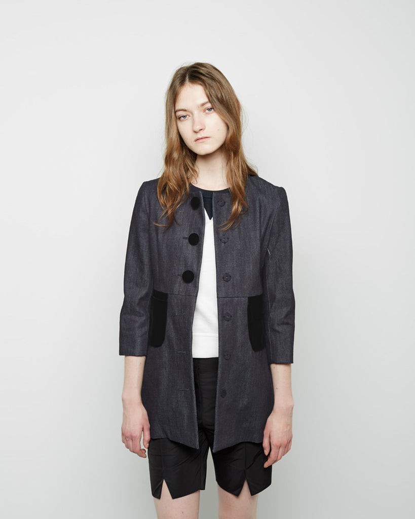 Lion Heart Denim Coat