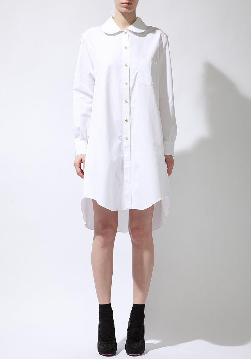 Popeline Shirtdress
