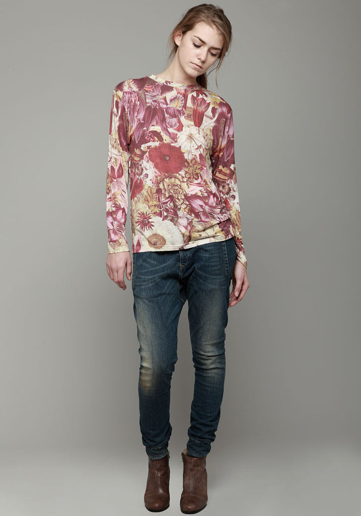 Bouquet Long Tee