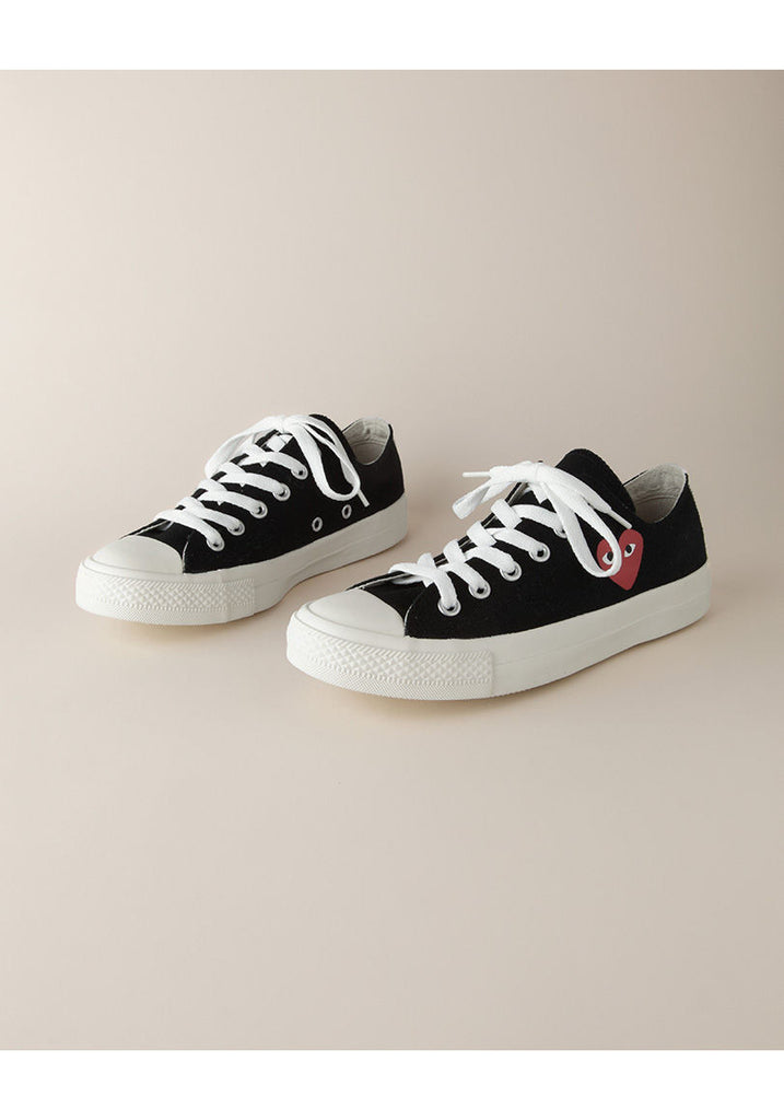 Cotton Canvas Sneaker